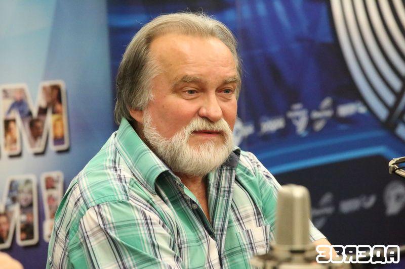 Акцёр тэатра беларускай драматургіі-Валянцін Салаўёў.