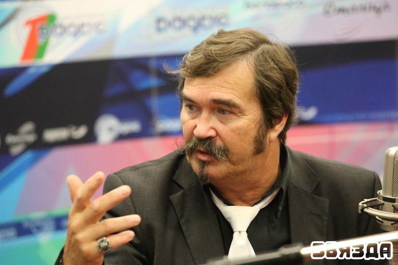 Акцёр тэатра імя Максіма Горкага-Аляксандр Вергуноў.