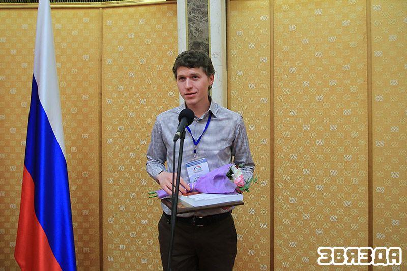 Ягор Кулікоў з Расіі ўзнагароджаны за твор «Мухоловки! Мухобойки!»