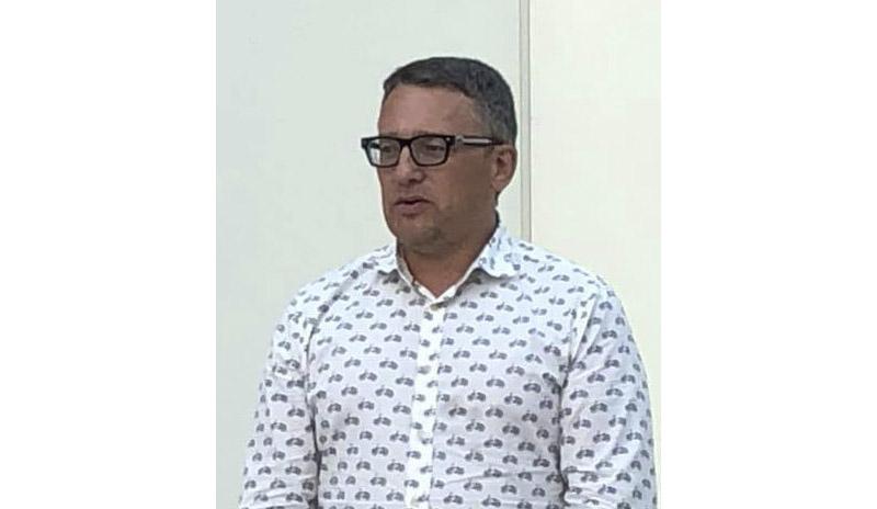 Издатель альманаха, учредитель «САММІТ-КНИГИ» Иван Степурин.