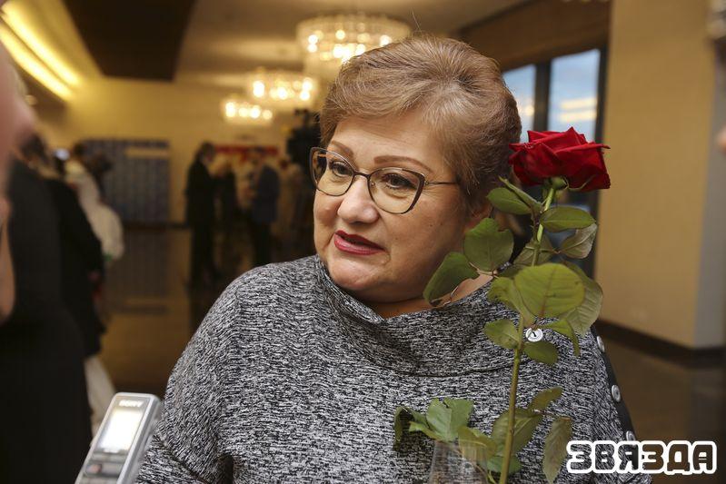 Людміла Цыганова.