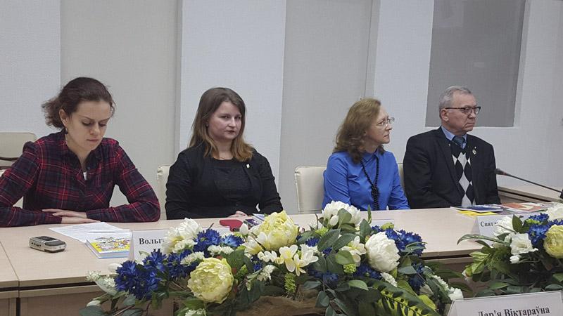 Фото Общественного пресс-центра Дома прессы.