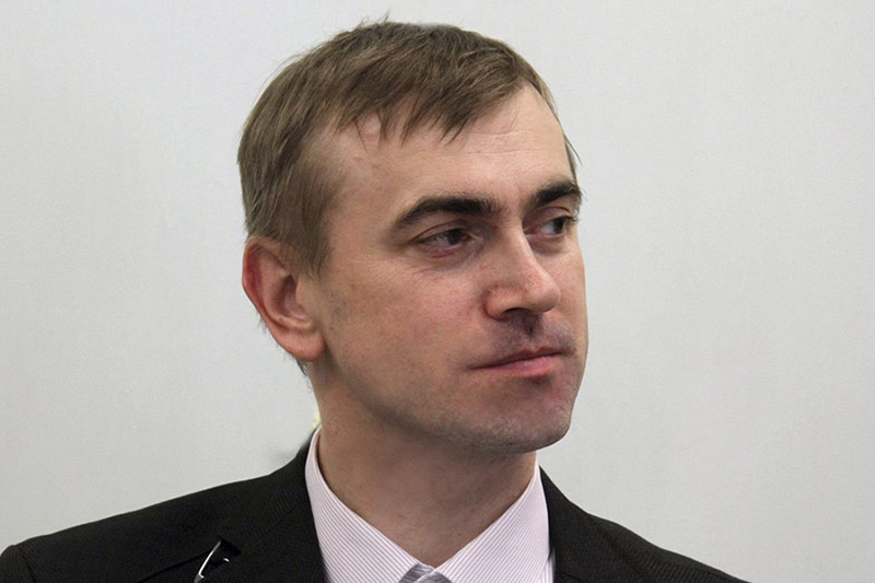 Алег КУНІЦКІ.