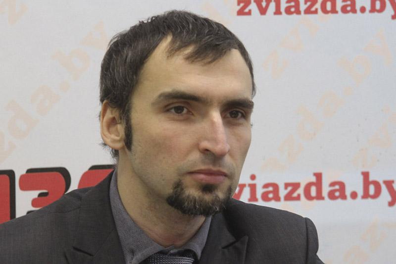 Аляксандр ШАСТАКОВІЧ.
