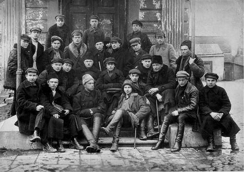 Пленум ЦК «Маладняка». 25 сакавіка 1925 года.