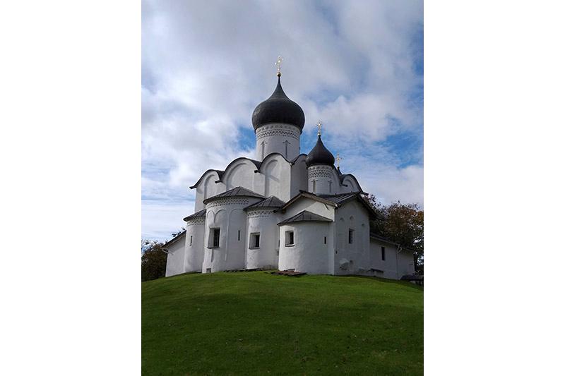 Храм Василия на Горке — один из десяти включенных в список Всемирного наследия.