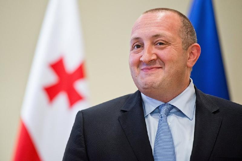 Грузинский президент отказался прощать Саакашвили