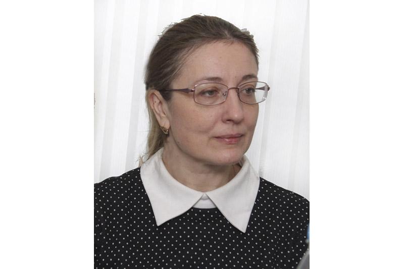 Ірына БУДЗЬКО.