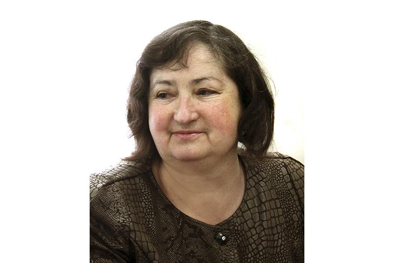 Алена АНІСІМ.