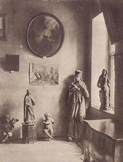 Антырэлiгiйны аддзел Беларускага дзяржаўнага музея. 1929 год.