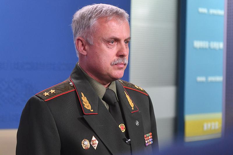Дзяржсакратар Савета бяспекі Станіслаў Зась.