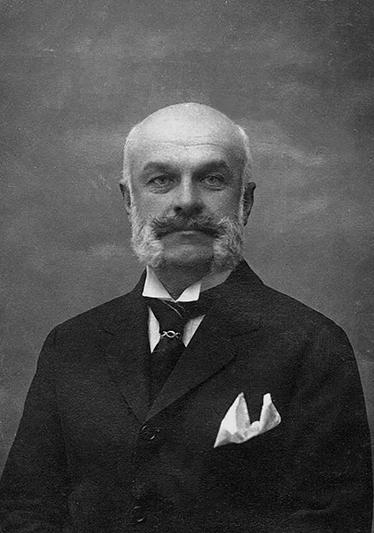 Эмануіл Булгак, апошні ўладальнік Жыліцкага палаца.