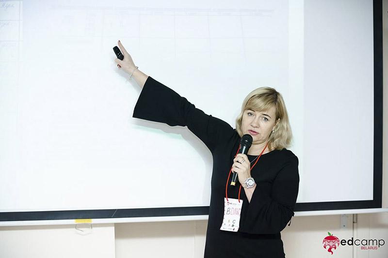 Ольга ЖИТКАЯ: «А почему бы не попробовать внедрить активную оценку в воспитательную деятельность?»