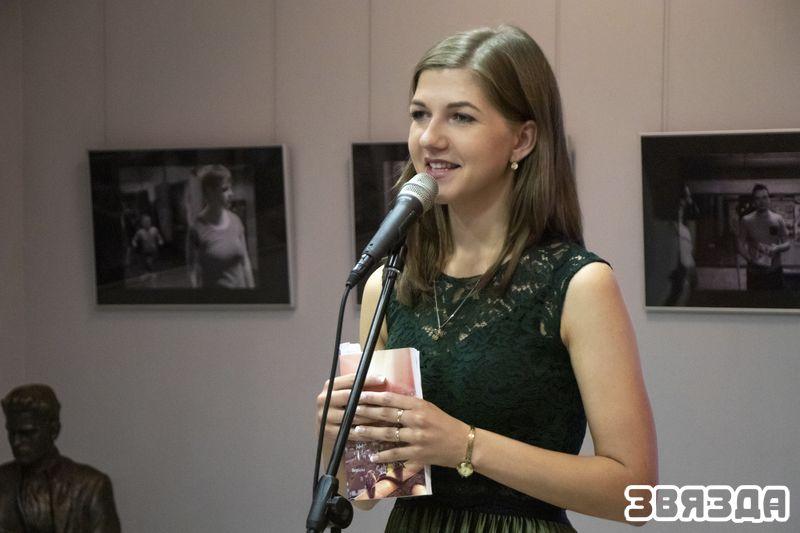 Паэтка Ніна Лістота і журналіст Ніна Шчарбачэвіч.