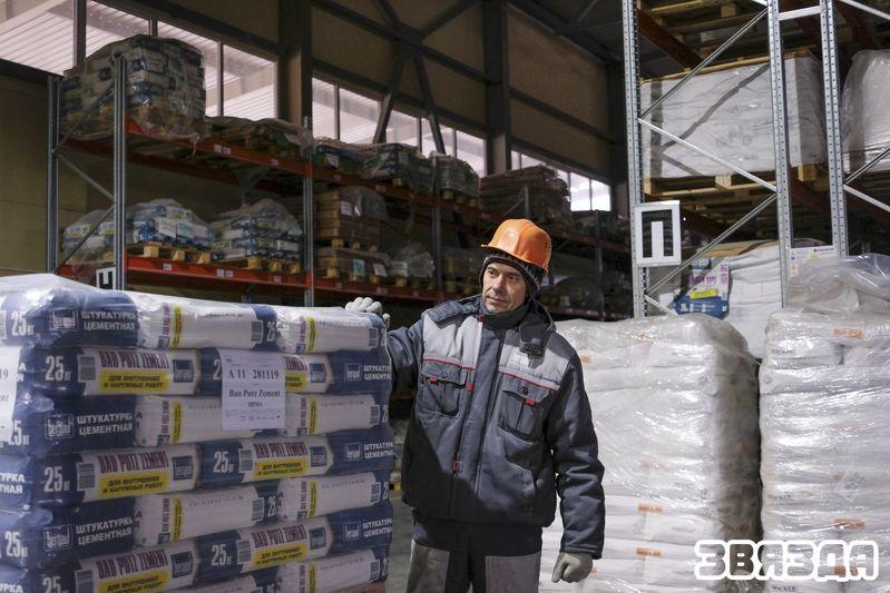Машинист оборудования конвейерных и поточных линий Виталий Хальпуков.