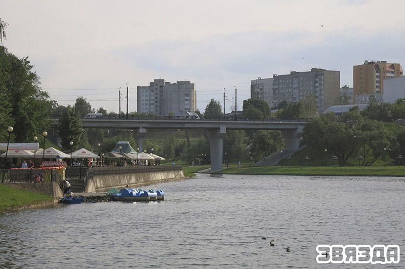 Зона адпачынку на Дубравенцы —  любімае месца магіляўчан і турыстаў.