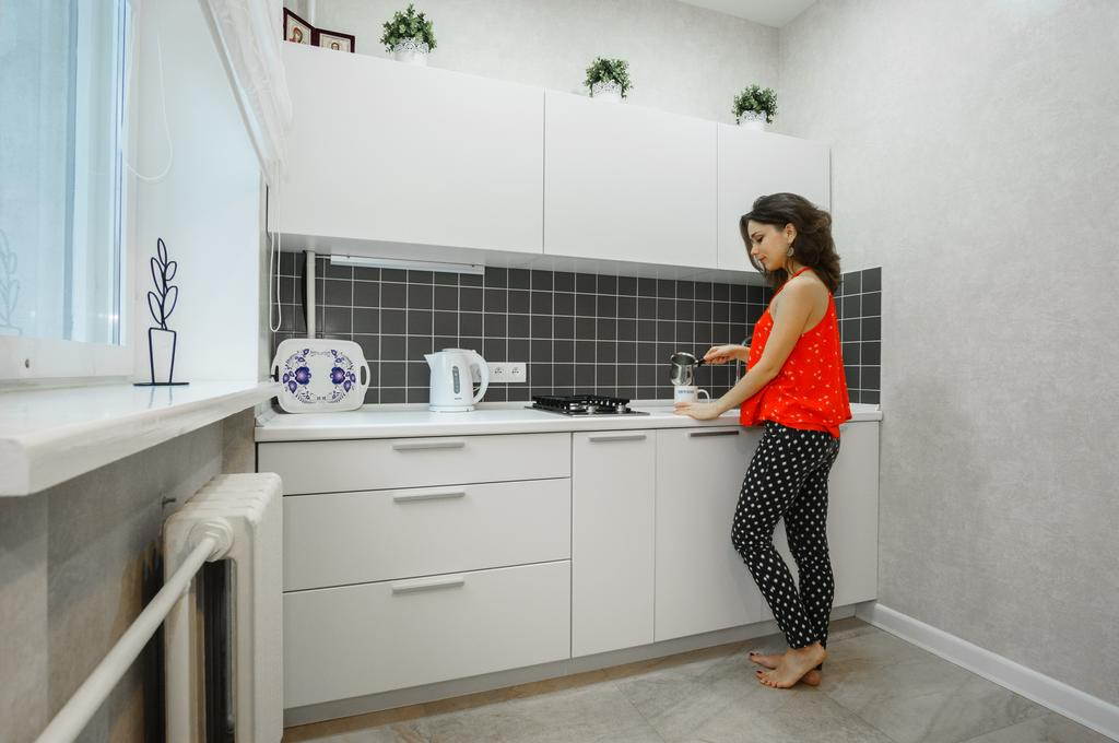Фота: booking.com / A1 Apartments. Мае ілюстрацыйны характар