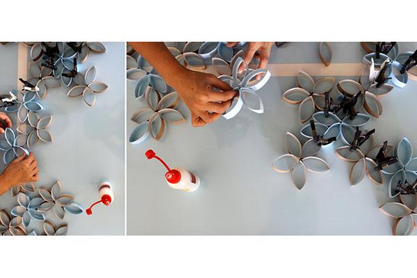 Как украсить дома своим руками