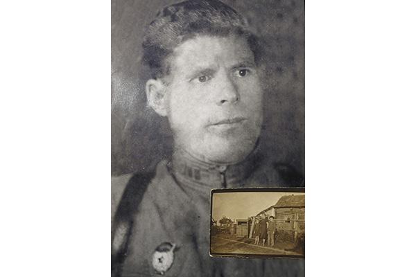 Командир полка Петр Арефьевич Юзефович.