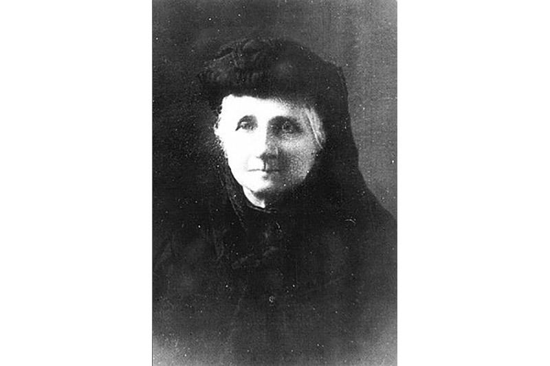 Магдалена Радзівіл  у сталым узросце.