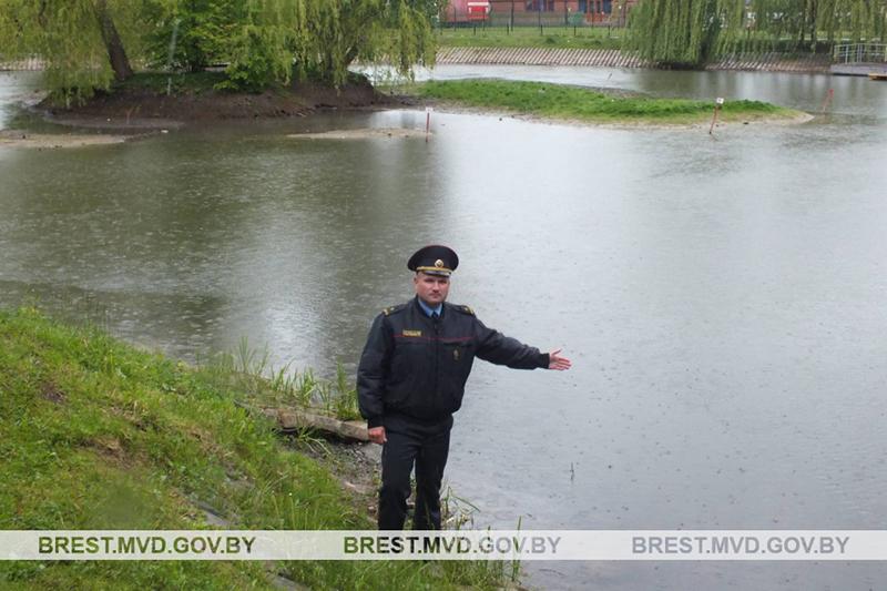 Фота: brest.mvd.gov.by