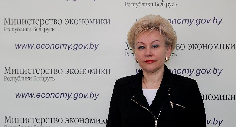 Ірына Касцевіч, фота: sputnik.by
