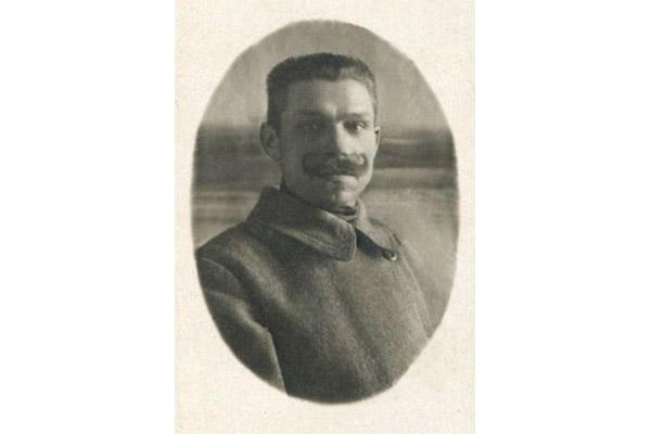 К. С. Багіно. 1921 г. З фондаў НАРБ.