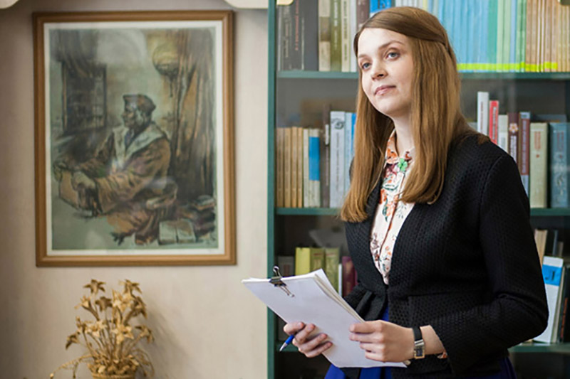 Маргарыта Латышкевіч.