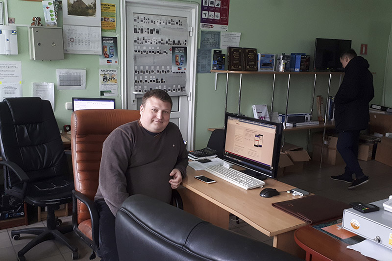 Ігар Шумілін.