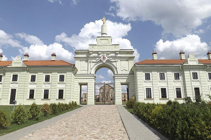 Ружанский дворец.