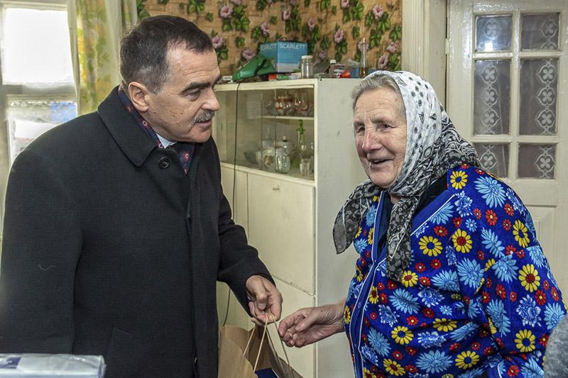 Аляксандр Карпіцкі і Лідзія Ігнацюк.