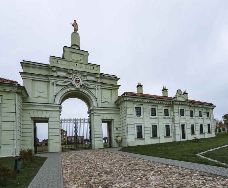 Ружанскі палац.