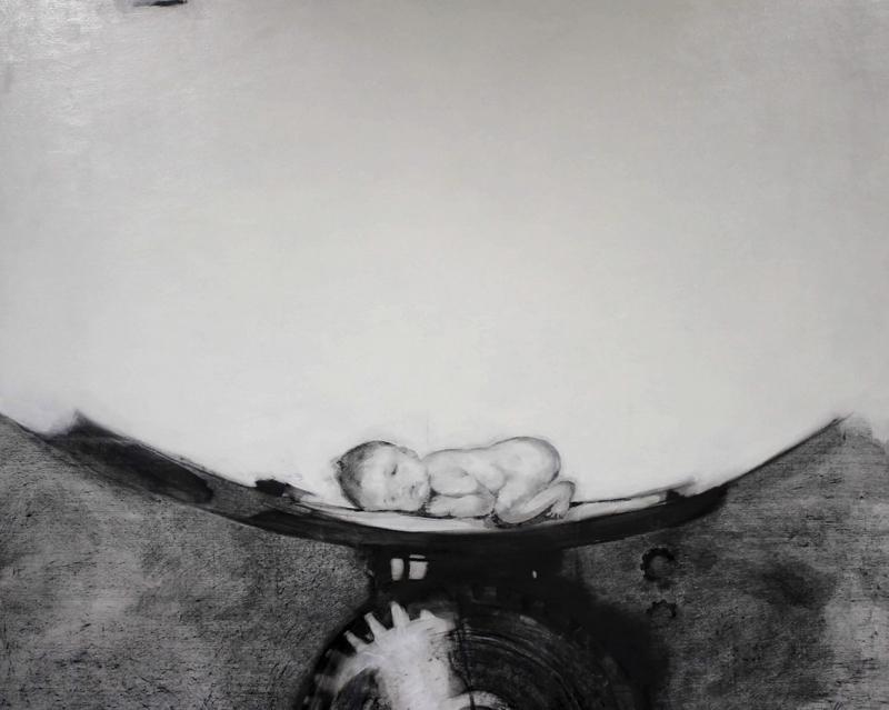 Ілона Касабука. Белы дзень (першы дзень).
