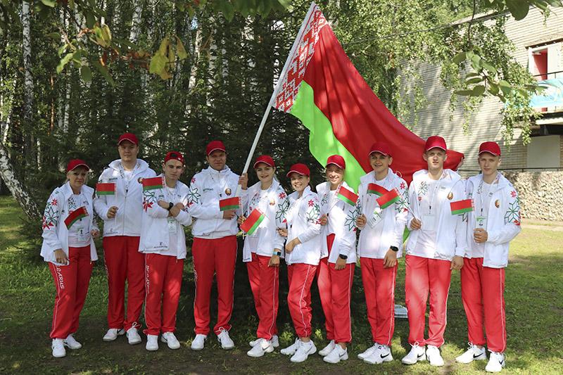 Ужо другі раз беларуская каманда ўваходзіць у тройку лідараў Міжнароднай палявой алімпіяды юных геолагаў.