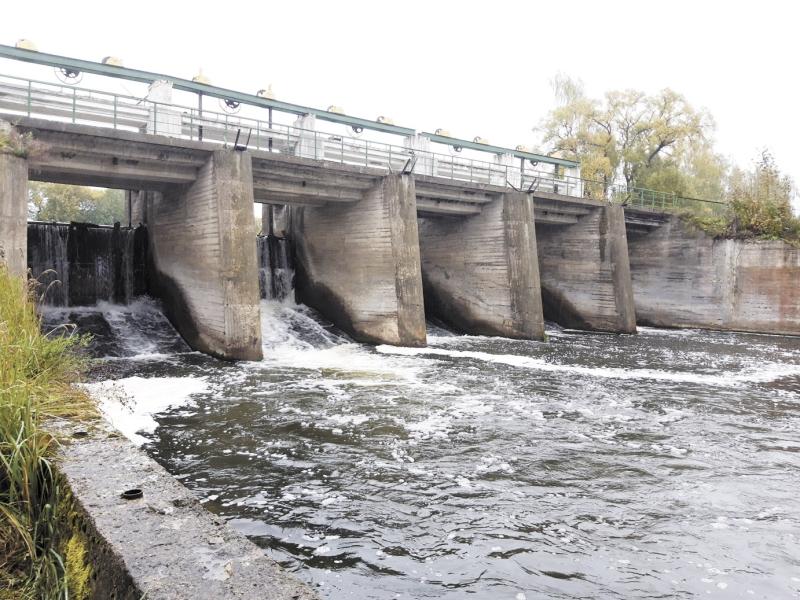 Гидроэнергетика начала активно развиваться в Беларуси в XX веке.