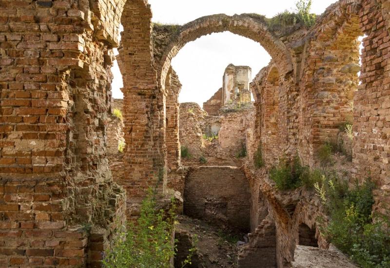 Руіны Гальшанскага замка хаваюць у сабе не адну таямніцу.