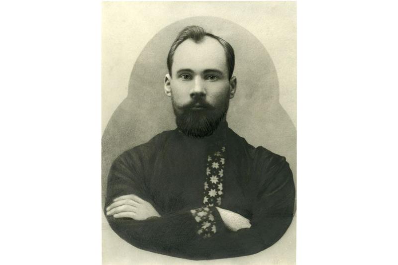 Якуб Колас. Лунінец. 1911 г