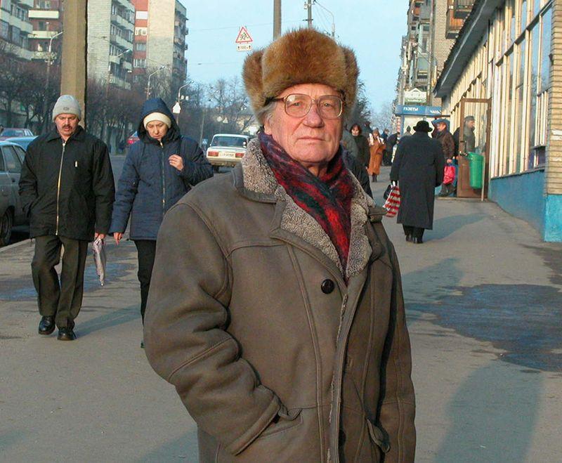 Янка Сіпакоў. Фота Кастуся Дробава