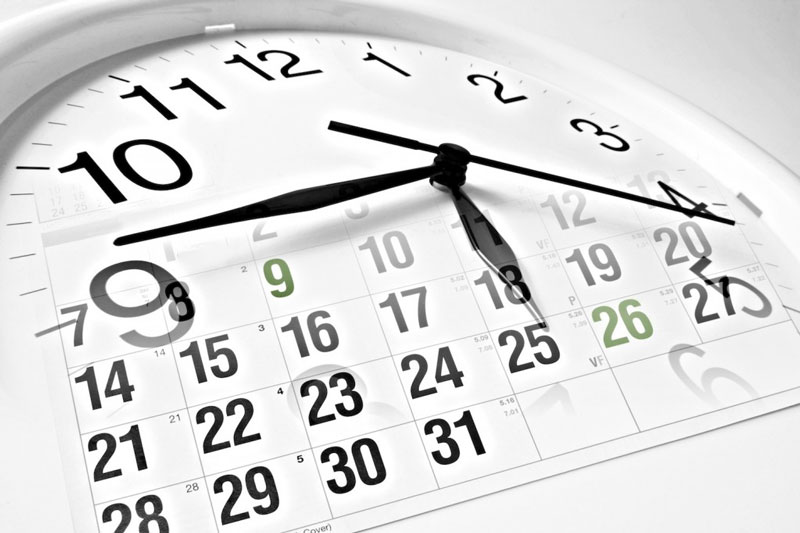 нарушение сроков подачи декларации срок давности