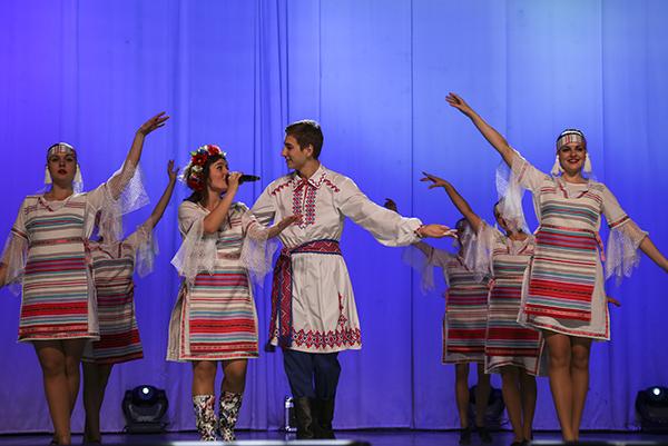 Фінал Рэспубліканскага конкурсу «Студэнт года».