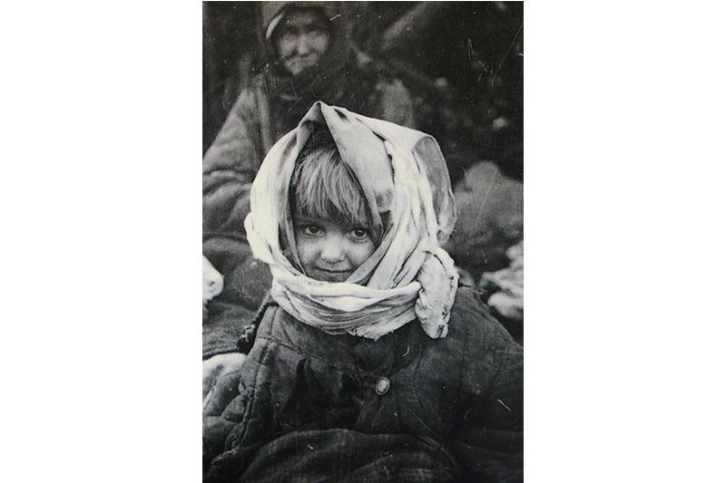 Благодаря этому снимку о трагедии шестилетней Веры Курьян узнали миллионы людей.