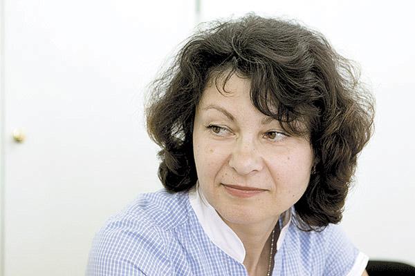 Алена РАДЗЕВІЧ.
