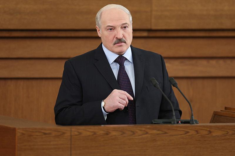 Лукашенко обратится спосланием кбелорусскому народу ипарламенту 24апреля