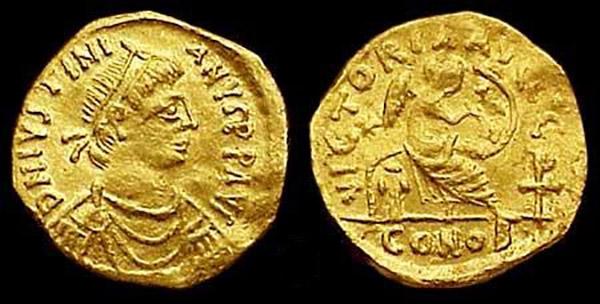 У кітаі знайшлі манеты усходняй рымскай імперыі zviazda.by.