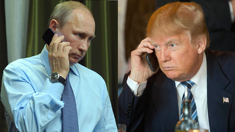 Путин назвал инициаторов шумихи о«российском вмешательстве» ввыборы