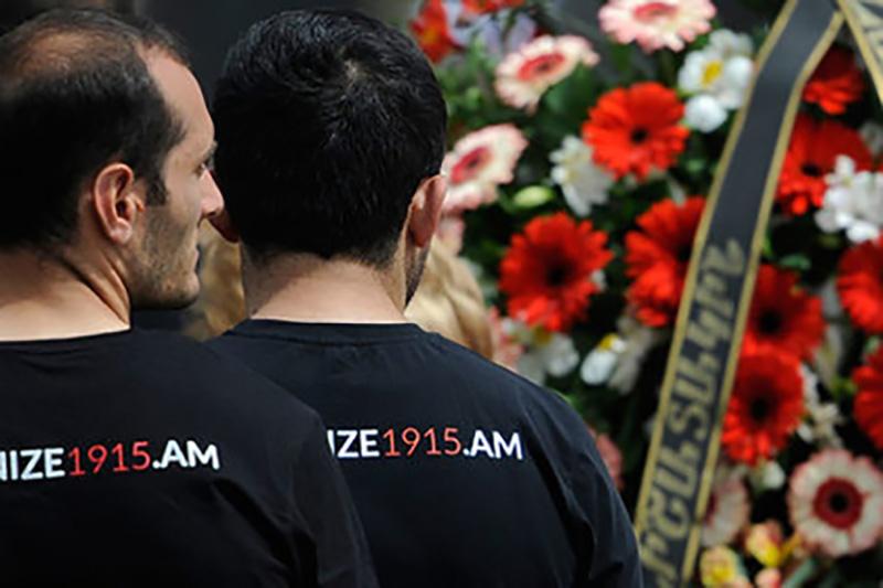 Вице-спикерНС Армении поблагодарил Нидерланды запризнание Геноцида армян
