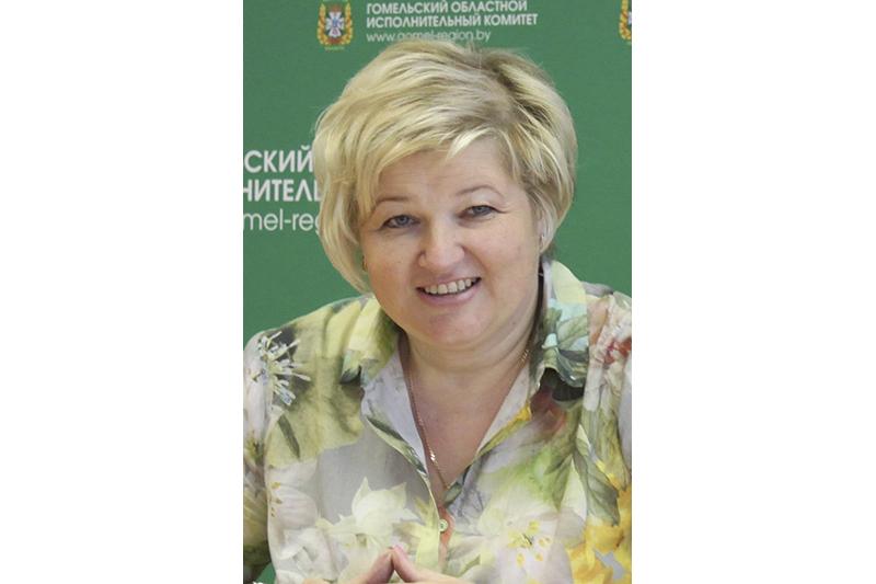 Фота Ірыны Асташкевіч