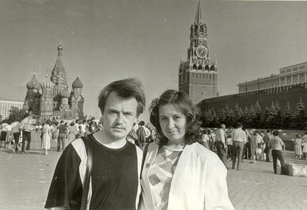 Май 1987 года. Масква. Віктар і Людміла знаёмыя менш як год. У той час як сённяшнія Віктар і Людміла жывуць разам амаль 30 гадоў.