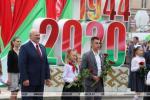 Аляксандр Лукашэнка: Беларусь— міралюбная дзяржава і будзе такой заўсёды