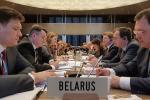 У Жэневе прайшло пасяджэнне рабочай групы СГА па далучэнні Беларусі